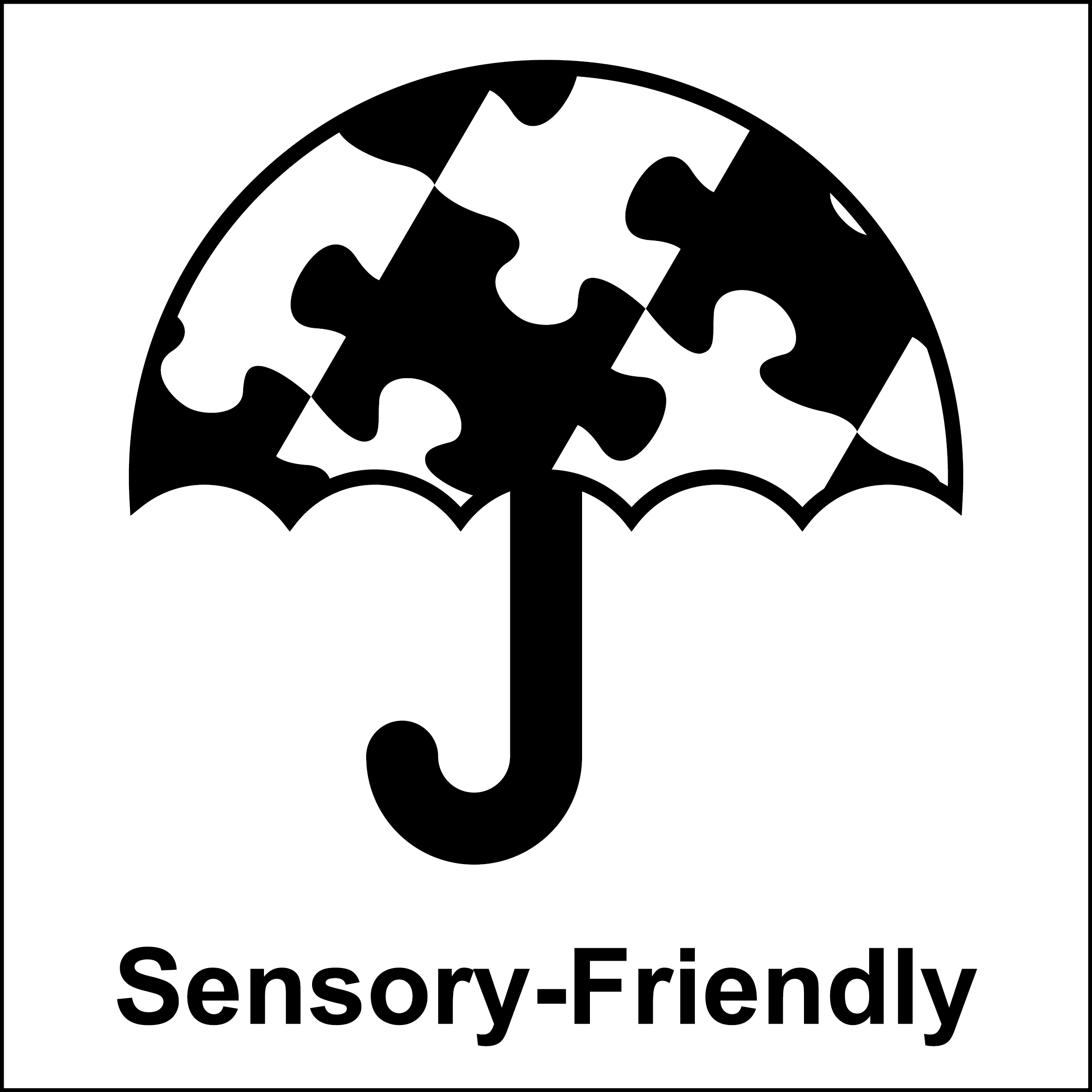 Image: Sensory-Friendly Access Symbol