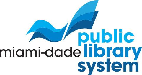 Image: Miami-Dade Public Library System logo