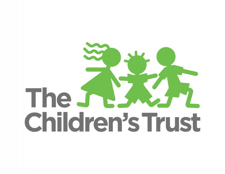 Image: The Children's Trust Logo