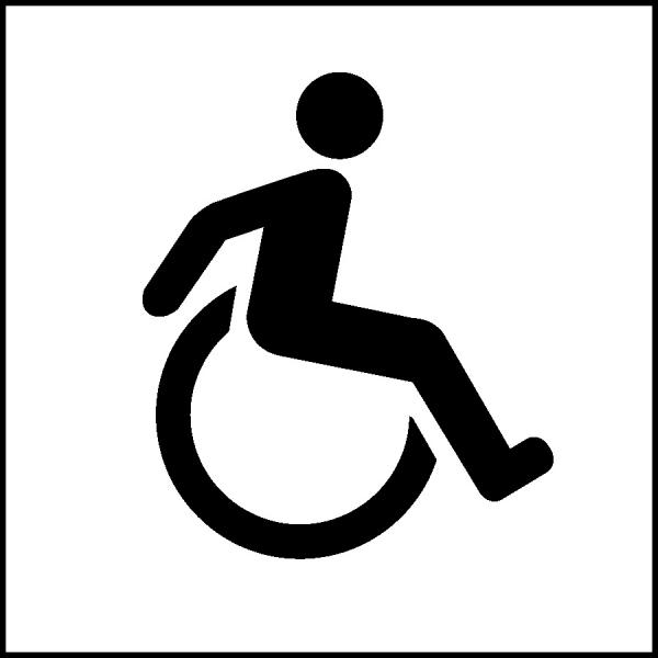 Image Wheelchair Accessible Symbol